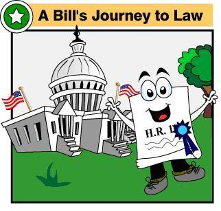How a Bill becomes a Law: Green Businesses write ...