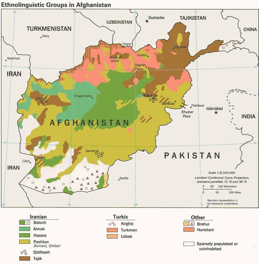 Building Sisterhood In Afghanistan West MI Soldiers And The US - Afghanistan map us