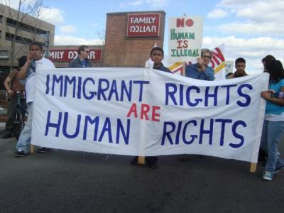 northern border coalition forms to push for immigrant and