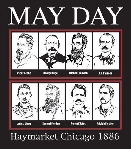 Image result for mayday-haymarket