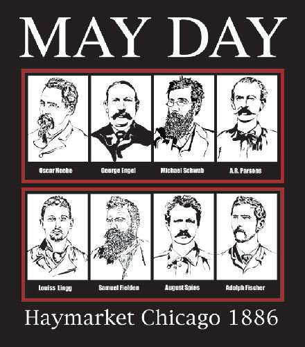 Image result for mayday-haymarket