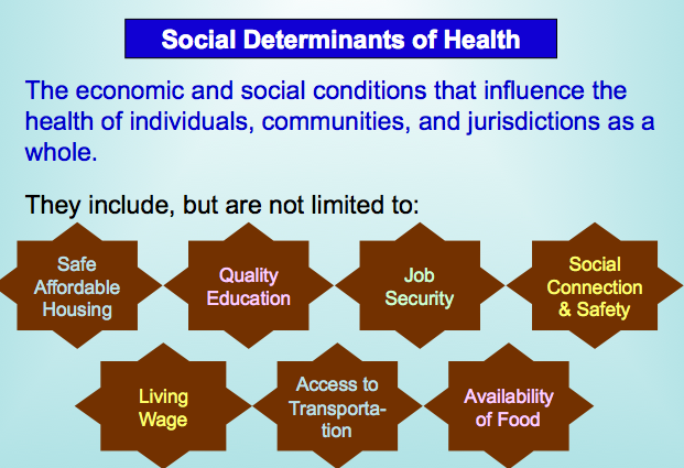 health inequality   Our Kitchen Table