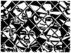 people-behind-chain-link1-300x224