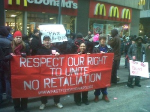 striking-fast-food-workers