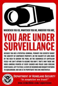 One nation, under surveillance