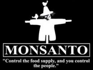 monsanto control food