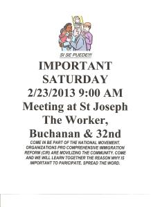 St. Joseph the worker 2-23-13 001