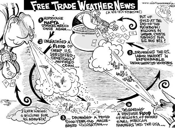 NAFTA-Floods