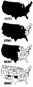 1492-1890Dispossession