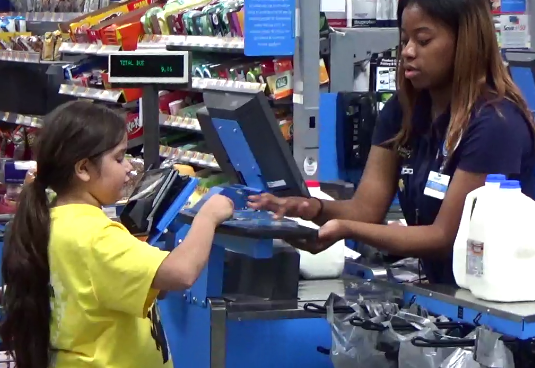 Cosecha Grand Rapids disrupts Walmart store with Penny