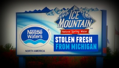 Nestle's Theft of Water: When Boycotts are Not Enough