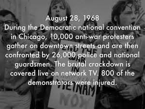 1968 Was A Year That Saw The Assassination Of Martin Luther King Jr And Presidential Hopeful Bobby Kennedy However Also Revolution Happening On